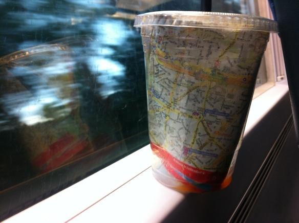 Berlin in a cup