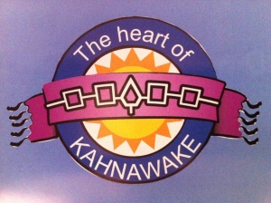 The heart of Kahnawake