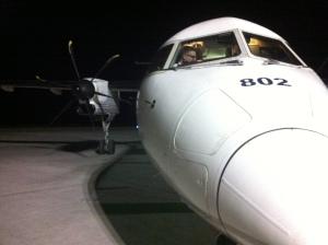 Porter arrival Sudbury