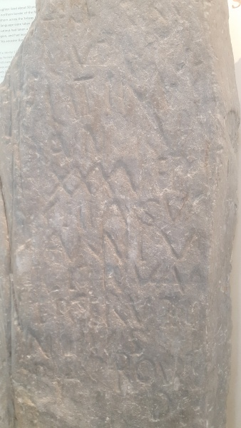 fifth century stone