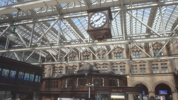 Glasgow Train Station