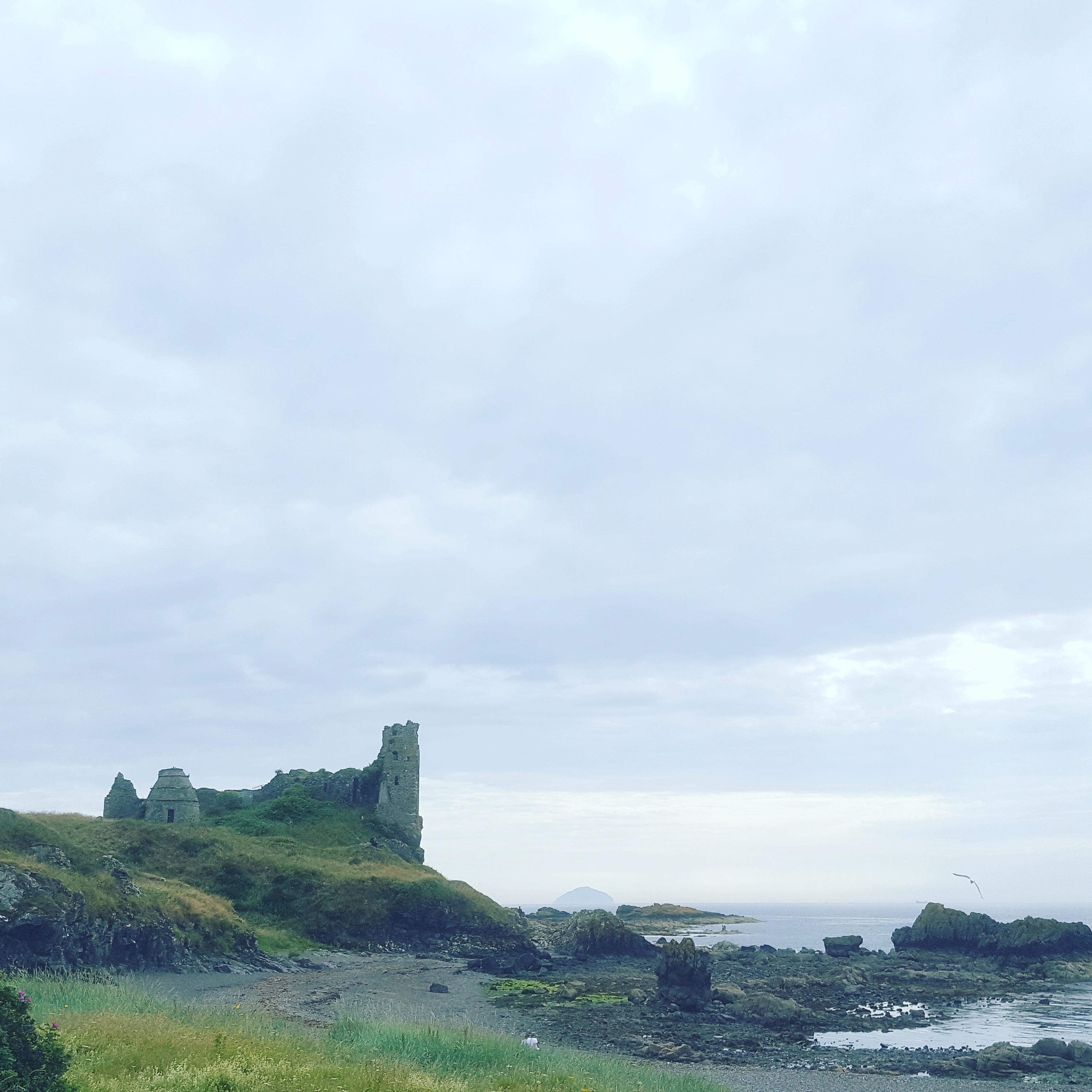 seascape near Denure